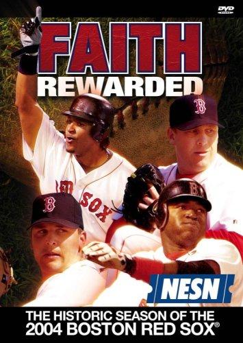 Faith Rewarded: Historic Season of 2004 Red Sox [DVD] [Region 1] [US Import] [NTSC]