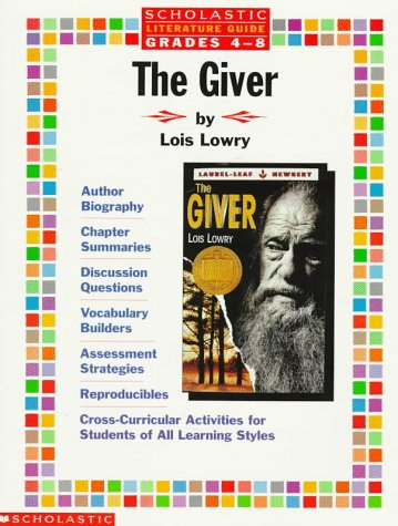 The Giver, Grades 4-8