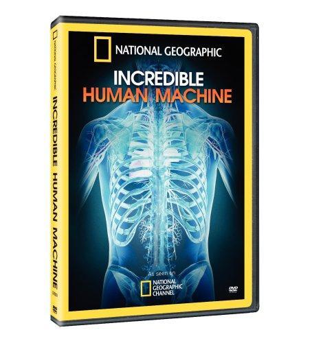 National Geographic - Incredible Human Machine