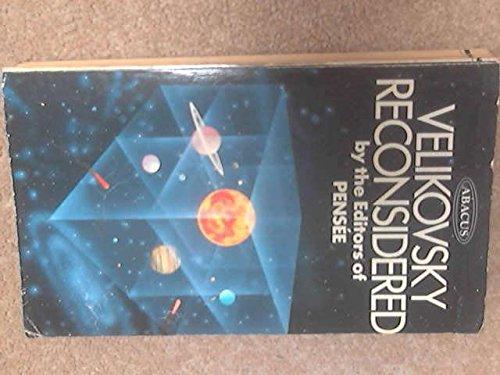 Velikovsky Reconsidered (Abacus Books)