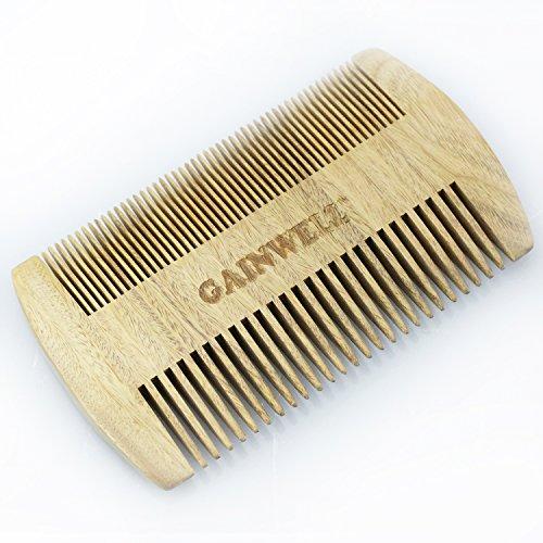 Sandalwood no static handmade comb?Pocket comb,Beard comb