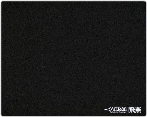 HIEN XSOFT L Japan Black | SAMURAI gaming mouse pad (Made in Japan)