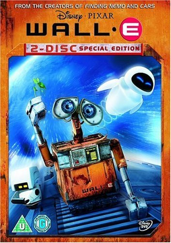 WALL-E (2 Disc Special Edition) [DVD]