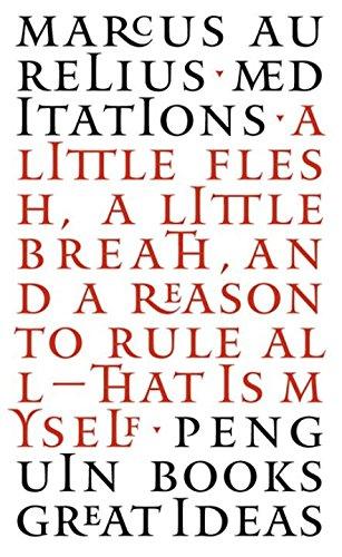 Great Ideas Meditations (Penguin Great Ideas)
