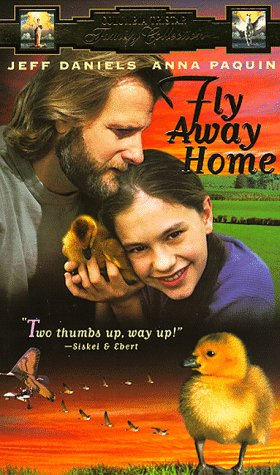 Fly Away Home [VHS]