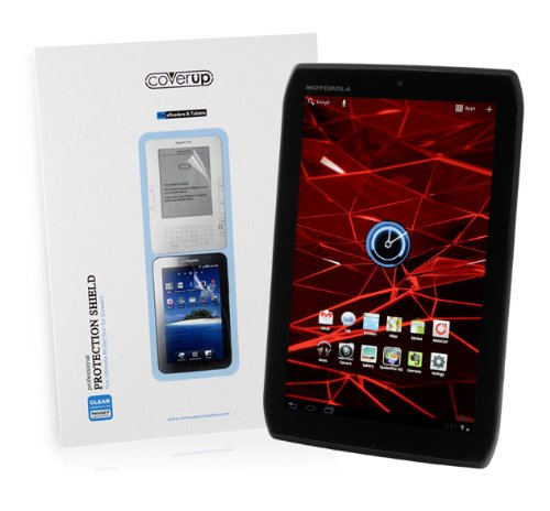 Cover-Up Motorola Xoom 2 Media Edition 8.2-inch / Droid Xyboard 8.2-inch Tablet PC Crystal Clear Invisible Screen Protector