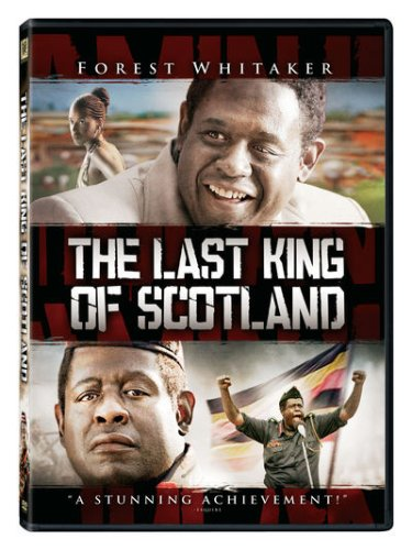 Last King of Scotland [DVD] [2007] [Region 1] [US Import] [NTSC]