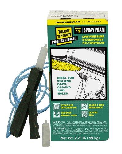 Touch 'n Foam 4006002506 ICC System 15 Polyurethane Spray Insulation
