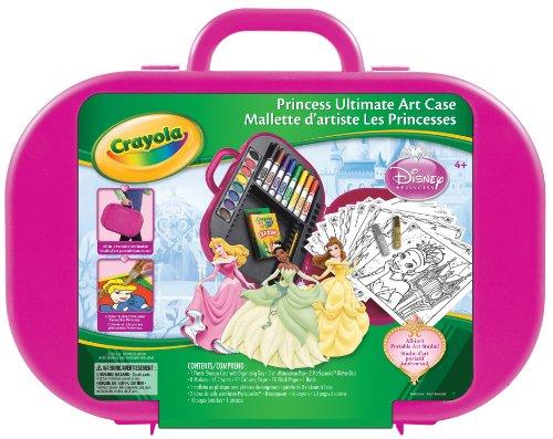 Crayola Princess Ultimate Art Case