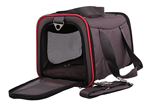 Petsfit 17 X 10 X 10 Inches Dogs Carriers Pet Carrier Soft Sided
