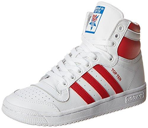 adidas Originals Top Ten Hi J Basketball Shoe (Big Kid)