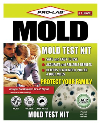 Professional Lab MO109 Professional Mold Test Kit
