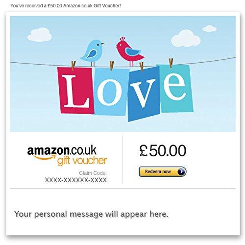 Love - E-mail Amazon.co.uk Gift Voucher