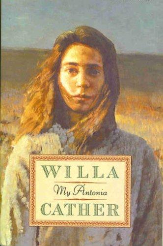 MY ÁNTONIA (non illustrated)