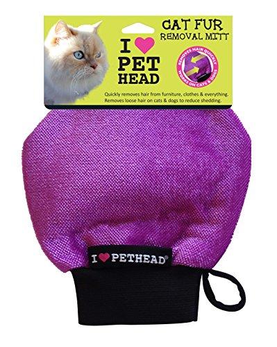 Pet Head Cat Fur Removal Mitt