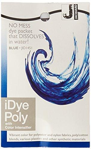 Jacquard Products iDye Fabric Dye 14 Grams-Blue