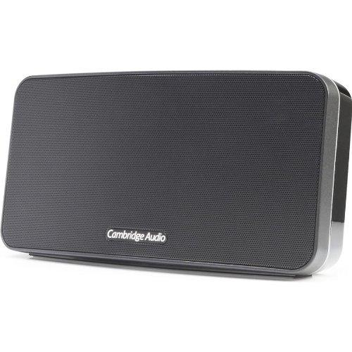 Cambridge Audio Minx Go Speaker for Bluetooth Compatible Devices - Black