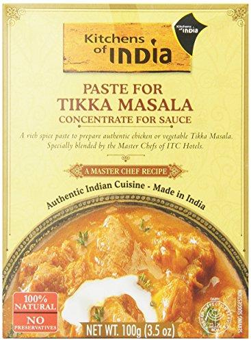 Kitchens Of India Tikka Masala, 3.5 Ounce