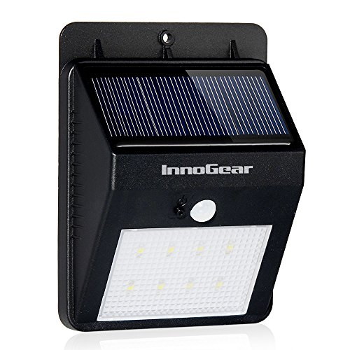 InnoGear Solar Powerd Motion Sensor Lights