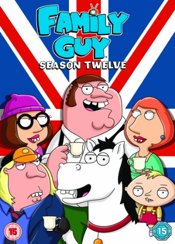 Family Guy - Season 12 [DVD]