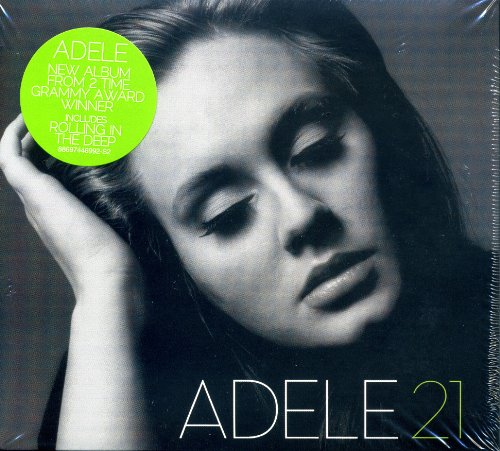 Adele 21 {Deluxe 2 CD} with 4 Bonus Live Tracks