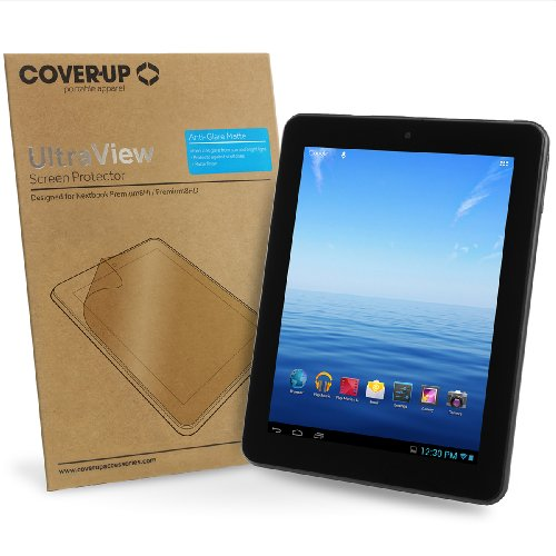 Cover-Up UltraView Nextbook Premium8HD (NX008HD8G) (8-inch) Tablet Anti-Glare Matte Screen Protector