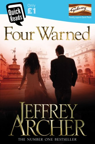 Four Warned (Quick Reads 2014)