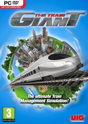 The Train Giant (PC DVD)