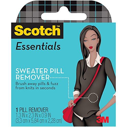Scotch Essentials Sweater Pill Remover, 1 Each (W-110-A)