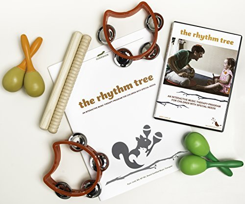 Autism and Special Needs DVD, CD and Music Kit - Music for Fun and Learning - Dr. Toy Award Winner
