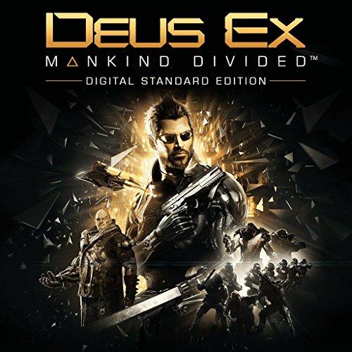 Deus Ex: Mankind Divided - Pre-Load - PS4 [Digital Code]