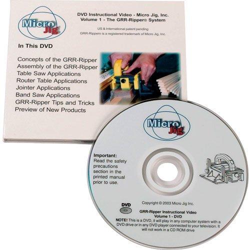 GRR-Ripper Instructional DVD
