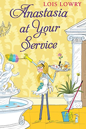 Anastasia at Your Service (Anastasia Krupnik Book 3)