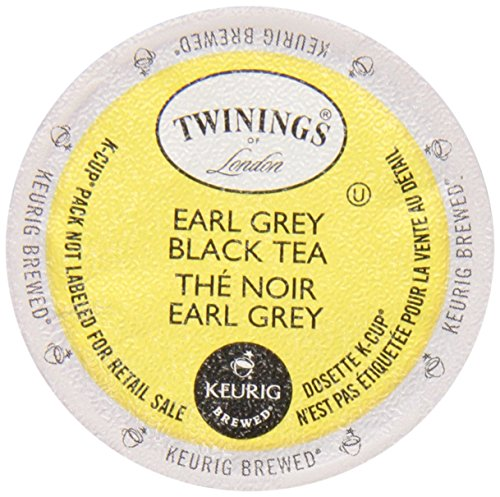 Twinings Earl Grey Tea K Cup, 96-Count