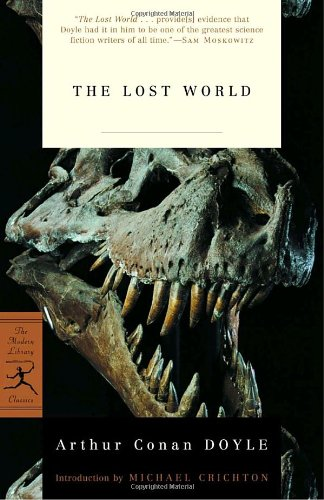 The Lost World (Modern Library Classics)