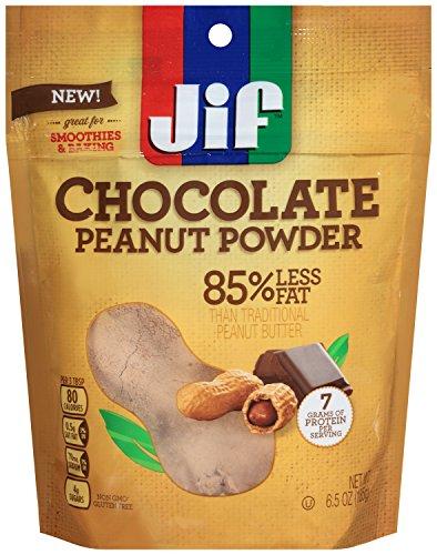 Jif Chocolate Peanut Powder, 6.5 Ounce