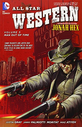 All Star Western Volume 5 TP (The New 52) (All Star Western Featuring Jonah Hex)