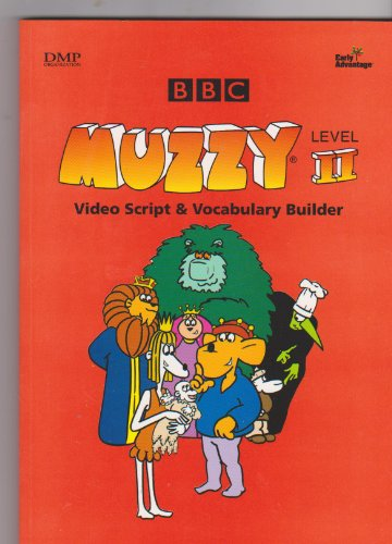 BBC Muzzy Level II Multilingual Story Book Video Scripts & Vocabulary Builder