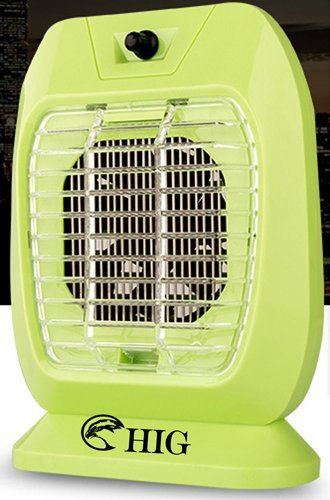 HIG electronic bug zapper, Suction way and electric shock Mosquitoes killer