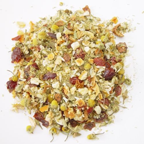 Organic Herbal Chamomile & Fruit Loose Leaf Tea
