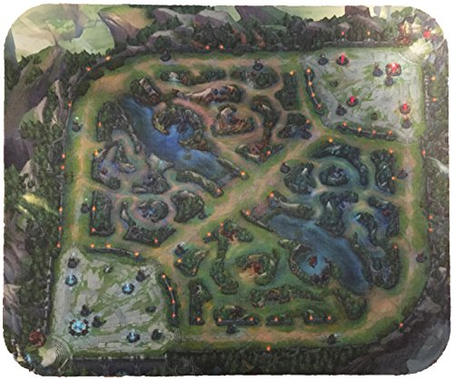 League of Legends New Updated Summoner's Rift Mouse Pad