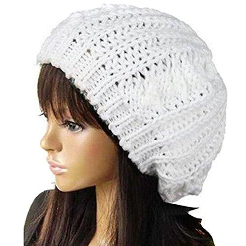Dealzip Inc® Slouchy Warm Baggy Beanie Beret Hat