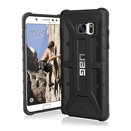 Urban Armor Gear Feather Light Composite Military Drop Tested Cover Case for Samsung Galaxy Note 7 - Black