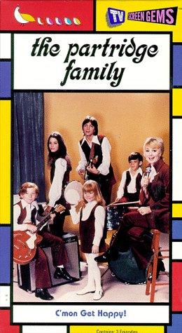 Partridge Family 1: C'Mon Get Happy [VHS]