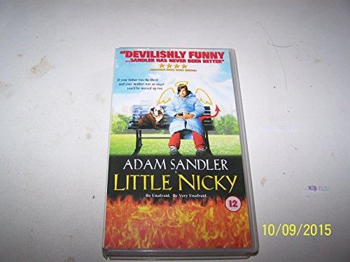 Little Nicky [VHS]