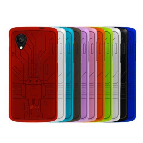 Cruzerlite Bugdroid Circuit Case for LG Nexus 5