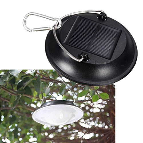 SOLMORE Solar LED Tent Light Umbrella Night light Outdoor Hanging Camping Lantern Hiking Emergencies Lamp
