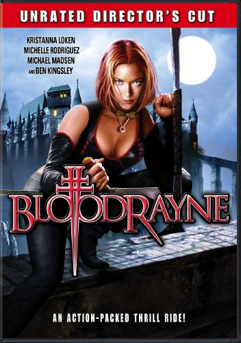 Bloodrayne (2pc) (Unrated) (Ws) [DVD] [Region 1] [US Import] [NTSC]