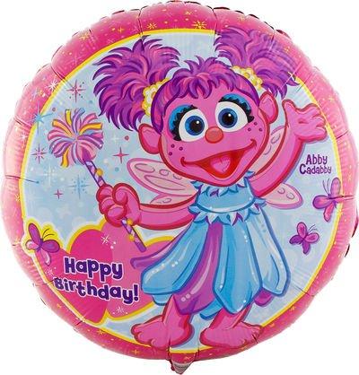 Birthday Express - Abby Cadabby Foil Balloon - , 18