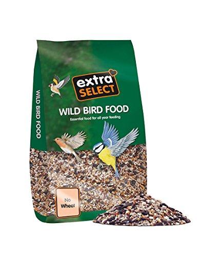 Extra Select No Wheat Wild Bird Feed, 20 Kg